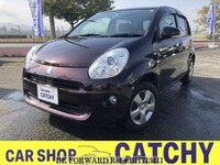 2011 TOYOTA PASSO 1.0 PLUS HANA APRICOT COLLECTION