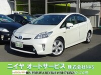 2012 TOYOTA PRIUS 1.8 G TOURING SELECTION
