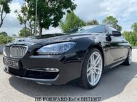 2012 BMW 6 SERIES 650I  SR LED  NAV