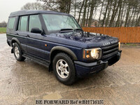 2002 LAND ROVER DISCOVERY AUTOMATIC DIESEL