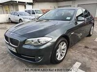 2012 BMW 5 SERIES 520I 2.0L AT