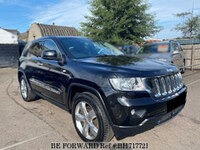 2012 JEEP GRAND CHEROKEE AUTOMATIC DIESEL