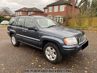 2004 JEEP GRAND CHEROKEE AUTOMATIC PETROL