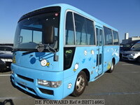 2007 NISSAN CIVILIAN BUS KIDS BUS