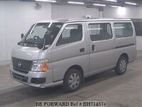 2009 NISSAN CARAVAN VAN LONG DX