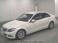 2012 MERCEDES-BENZ C-CLASS C200 BLUE EFFICIENCY