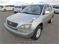 2000 TOYOTA HARRIER FOUR S PACKAGE