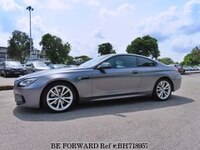 2012 BMW 6 SERIES 650I AT D/AB 2DR SR