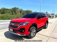 2018 CHEVROLET TRAILBLAZER 2.5