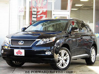 2012 LEXUS RX VERSION L AIRSUSPENSION