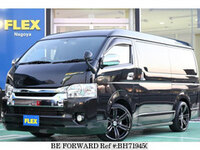 2017 TOYOTA HIACE WAGON 2.7GL LONG MIDDLE ROOF
