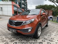 2012 KIA SPORTAGE 2.0 AT ABS D/AB 2WD 5DR