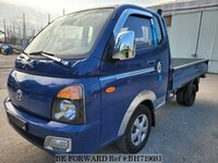 2012 HYUNDAI PORTER ACCIDENT FREE, SUPER CAB