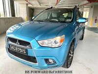 2011 MITSUBISHI ASX PANO-SUNROOF-PUSH-START-LEATHER