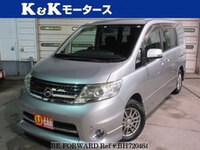 2009 NISSAN SERENA 2.0 HIGHWAYSTAR V AERO SELECTION
