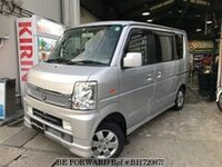 2009 SUZUKI EVERY WAGON PZ TURBO