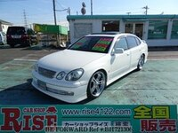 2000 TOYOTA ARISTO 3.0 V300 VERTEX EDITION
