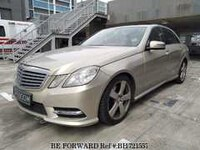 2013 MERCEDES-BENZ E-CLASS E250 BLUEEFFICIENCY