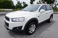 2011 CHEVROLET CAPTIVA 2.4-6AT-REVCAM-NAV-POWERSEAT