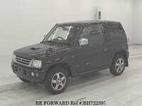 2005 MITSUBISHI PAJERO MINI  ACTIVE FIELD EDITION