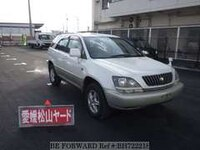 1998 TOYOTA HARRIER G PACKAGE