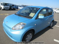 2005 TOYOTA PASSO X F PACKAGE