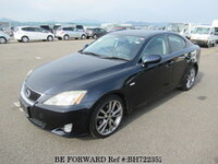 2008 LEXUS IS IS250 VERSION S
