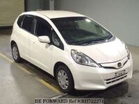 2013 HONDA FIT SHE'S FINE STYLE