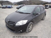 2012 TOYOTA AURIS 150X M PACKAGE