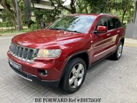 2012 JEEP GRAND CHEROKEE OVERLAND 3.6AT HID