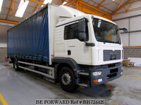 2007 MAN TGM MANUAL DIESEL