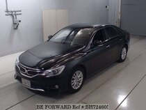 Used 2015 TOYOTA MARK X BH724605 for Sale for Sale