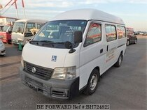 Used 2004 NISSAN CARAVAN VAN BH724822 for Sale for Sale