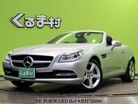 2013 MERCEDES-BENZ SLK BLUE EFFICIENCY SPORTS