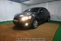 2013 CHEVROLET AVEO LT TURBO  NAVI, CAMERA GOOD CAR