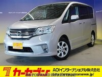 2011 NISSAN SERENA HIGHWAY STAR V SELECTION