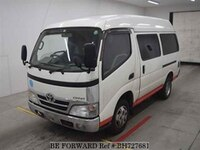 2007 TOYOTA DYNA ROUTE VAN