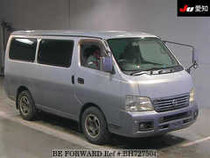 Used 2003 NISSAN CARAVAN VAN BH727504 for Sale for Sale