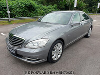 2012 MERCEDES-BENZ S-CLASS S350 CGI L 3.5AT SUNROOF