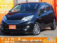 2014 NISSAN NOTE 1.2 AXIS