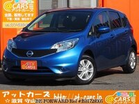 2016 NISSAN NOTE 1.2X