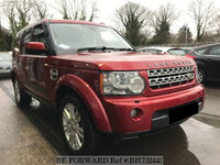 2009 LAND ROVER DISCOVERY 4 AUTOMATIC DIESEL