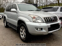 2008 TOYOTA LAND CRUISER AUTOMATIC DIESEL