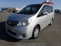 2011 NISSAN SERENA 20G PANORAMIC ROOF