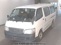 2002 TOYOTA HIACE WAGON DX LONG
