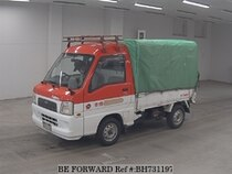 Used 2005 SUBARU SAMBAR BH731197 for Sale for Sale