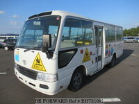 2009 TOYOTA COASTER KIDS BUS
