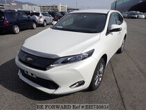 Used 2015 TOYOTA HARRIER BH730814 for Sale for Sale