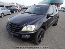 Used 2007 MERCEDES-BENZ M-CLASS BH730830 for Sale for Sale