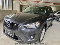 2013 MAZDA CX-5 SUNROOF-LEATHER